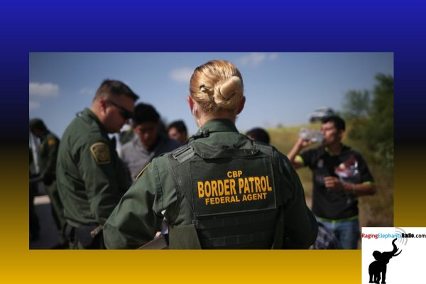 Border agents in Texas find 4 bodies in 5 days, including 2 who drowned in canal