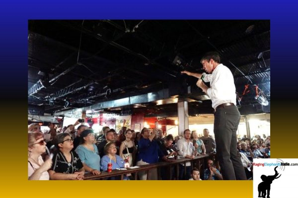 Beto O'Rourke tries to tap border region's 'fierce pride,' anger at Trump's immigration policy