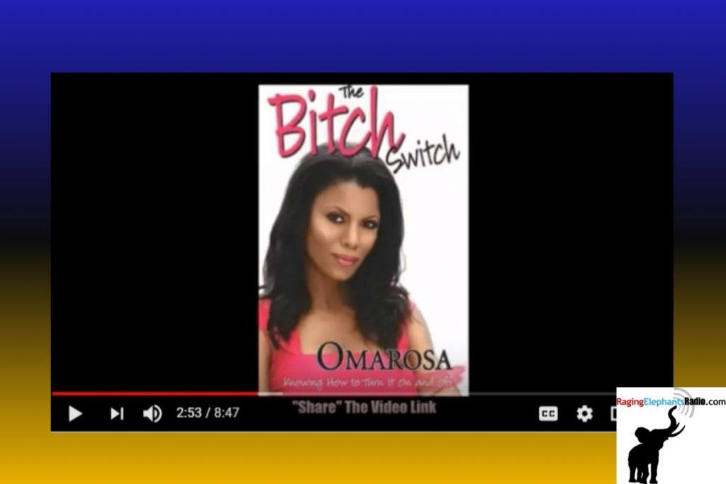 RERvideo -- OMAROSA CALLED HERSELF A DOG (VIDEO)
