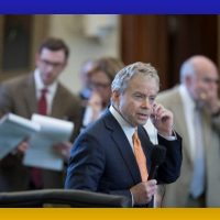 Don Huffines gave $150K to 'dark money' group, which then attacked his brother's GOP primary opponent, Angela Paxton