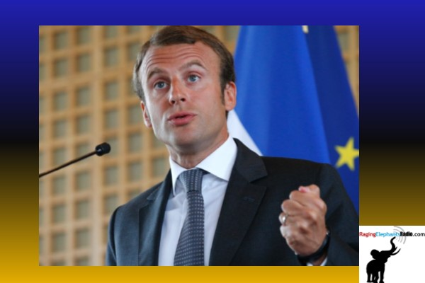 RERvideo — MACRON IS RIGHT! THE FRENCH VOTED FOR THEIR MISERY (VIDEO)