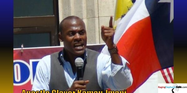 PRESS RELEASE -- APOSTLE CLAVER FORMS AN EXPLORATORY COMMITTEE FOR HD138 RUN