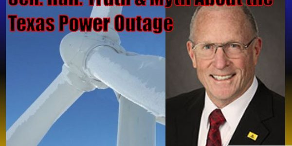 RERhotclip -- SEN. HALL: SEPARATING THE TRUTH FROM THE MANY MYTHS OF THE TEXAS POWER OUTAGE OF 2021 (AUDIO)