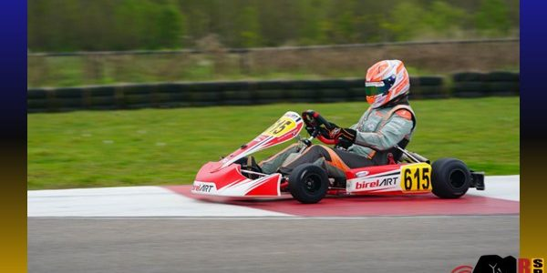 RERsports --(PRESS RELEASE) TEAM MOTT: SALLY MOTT DEMONSTRATES ON-TRACK GRIT AT FIRST OUT-OF-STATE REGIONAL PRO KART RACE (VIDEO)