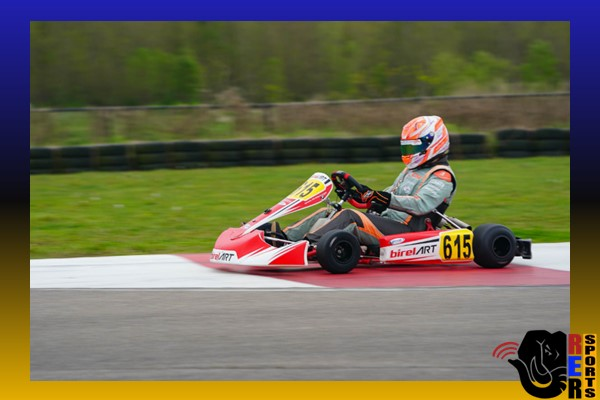RERsports --(PRESS RELEASE) TEAM MOTT: SALLY MOTT DEMONSTRATES ON-TRACK GRIT AT FIRST OUT-OF-STATE REGIONAL PRO KART RACE